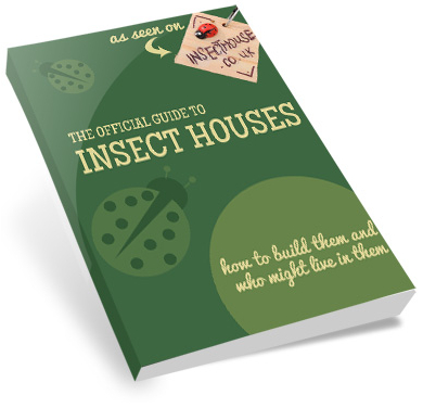 our new insect houses book
